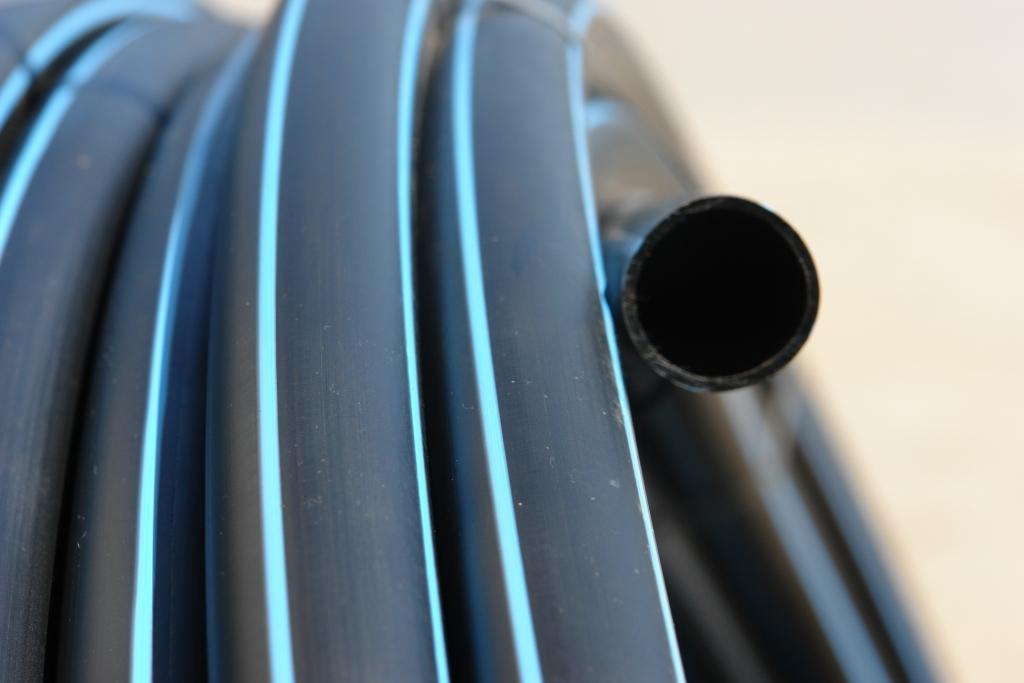 полиэтиленовых труб