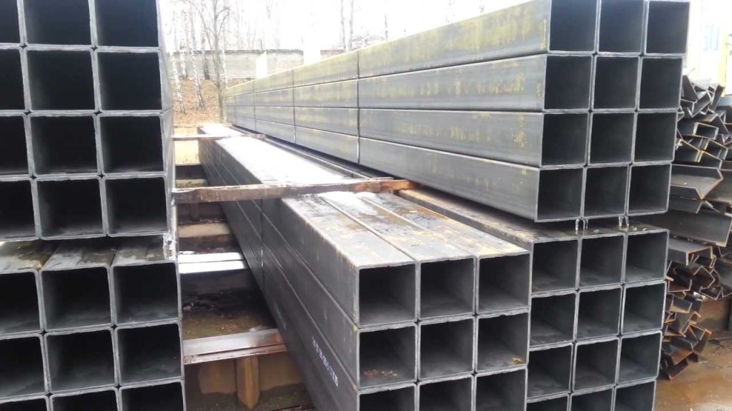 стальные квадратные трубы
