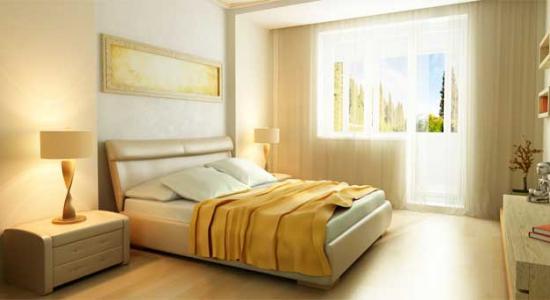Уютная спальня: советы по оформлению