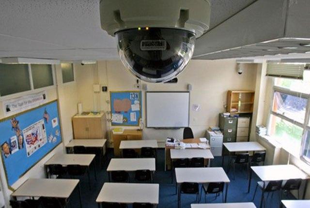 Видеонаблюдение для школ и детских садиков