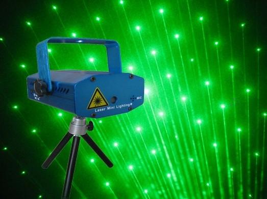 Краткий обзор лазерной минисистемы и ее особенностей